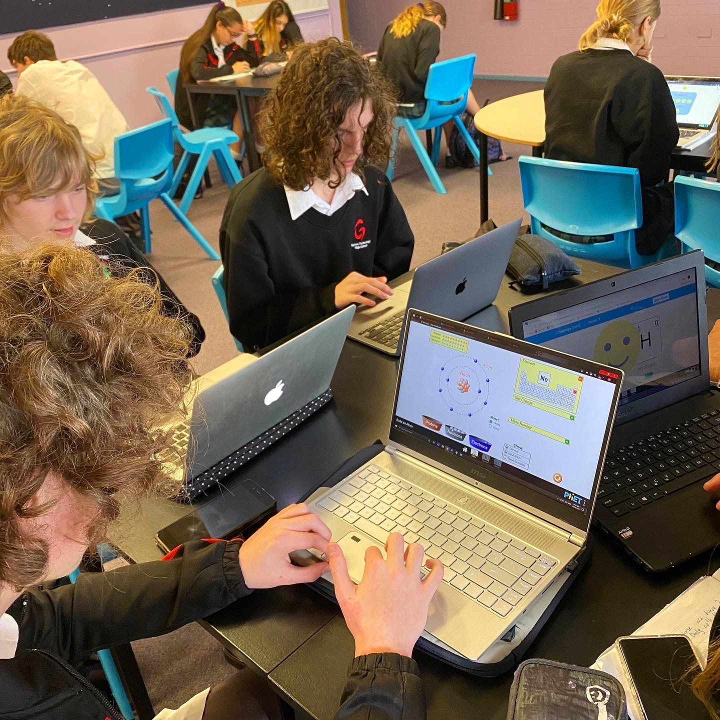 Technology in Learning - Year 10 Science