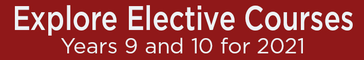 Explore Year 9 and 10 Subjects